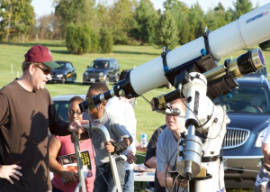 Cancelled - Astronomy Day @ C.M. Crockett Park