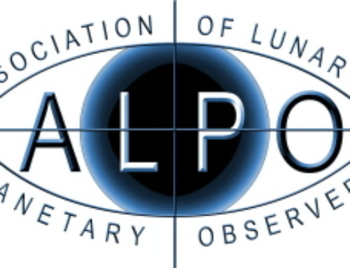 December 13 – Public Monthly Meeting – The Association of Lunar & Planetary Observers