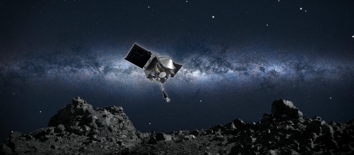 NASA OSIRIS REX